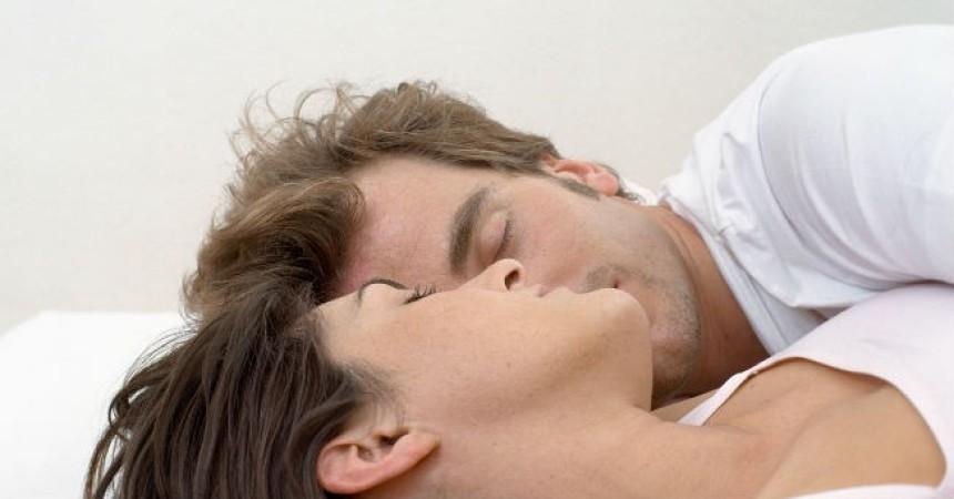 Salud. Dormir bien y bajar de peso.  6 claves antes de ir a la cama
