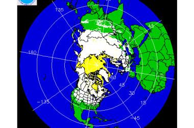 ¿Por qué la mayoría de la masa continental está en el Hemisferio Norte?