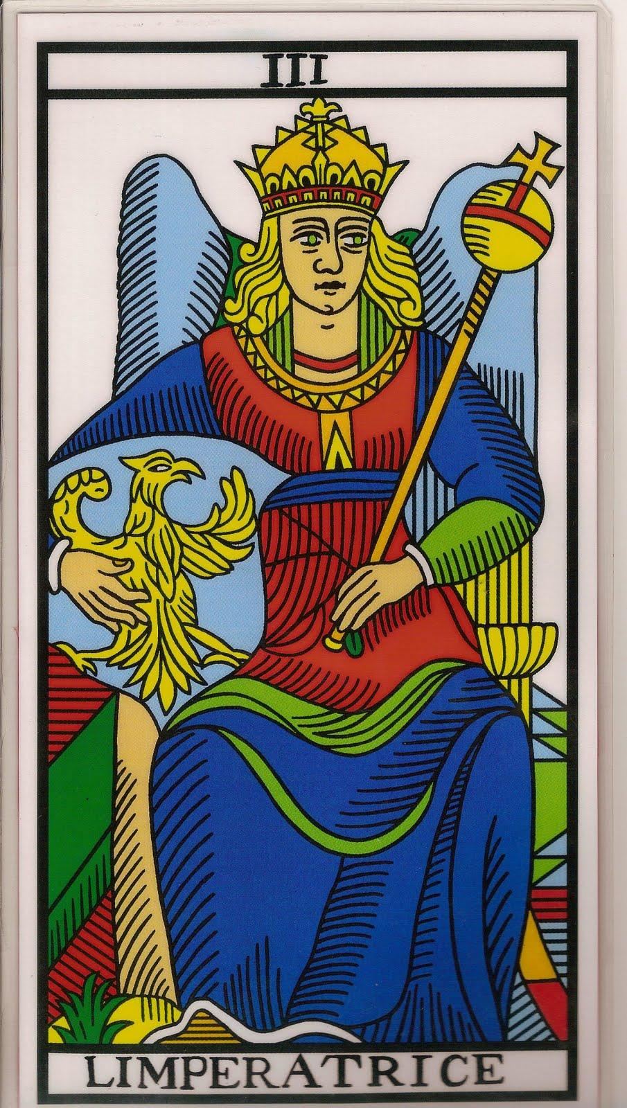 tarot-emperatriz