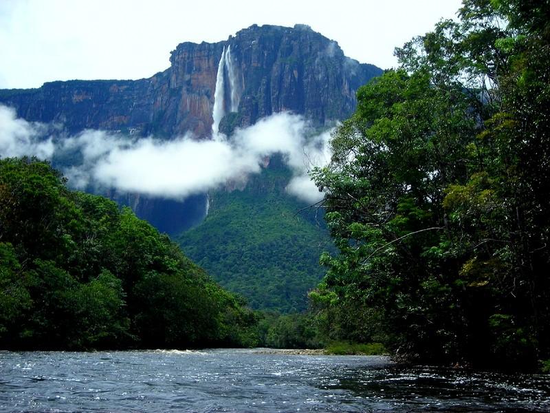 Cataratas-Venezuela