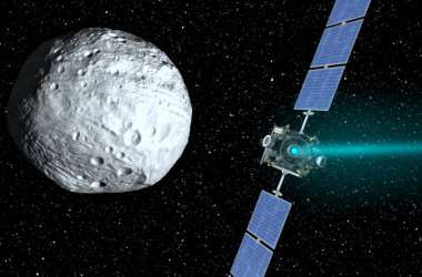 Ceres: pirámides de 5 km de altura, luces brillantes… ¿Hay vida extraterrestre?