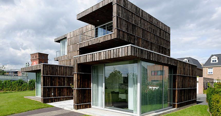 C mo tener casa propia a partir de materiales reciclados for Materiales para techos de casas