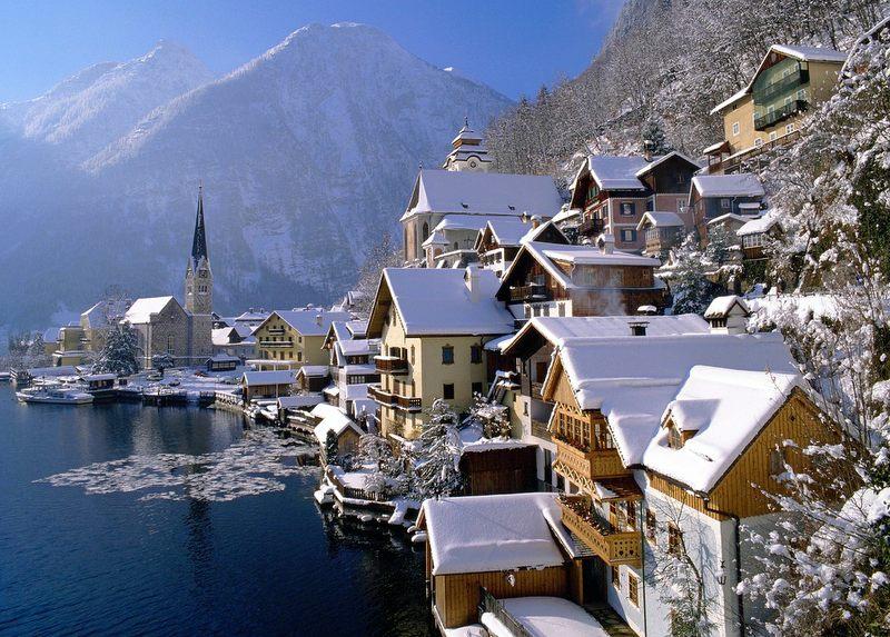 LugaresRománticos-Austria
