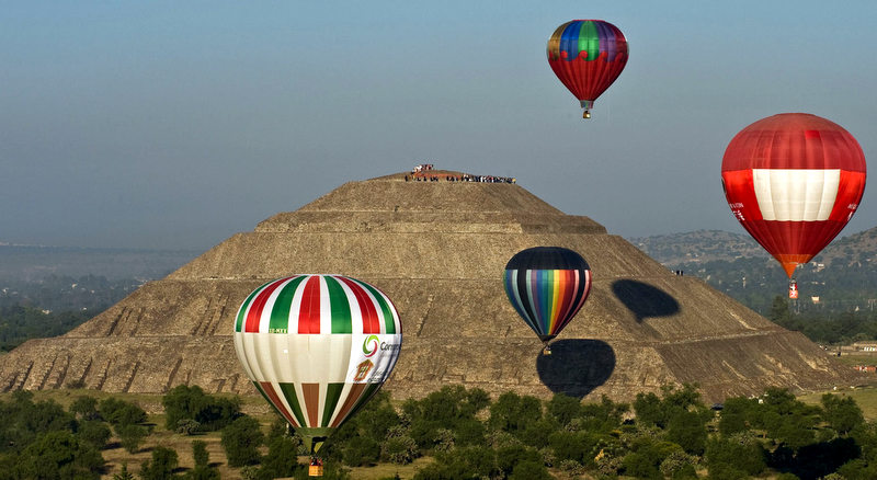 LugaresRomanticos-Teotihuacán-Mx