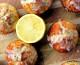 Muffins de limón, miel y semillas de chía
