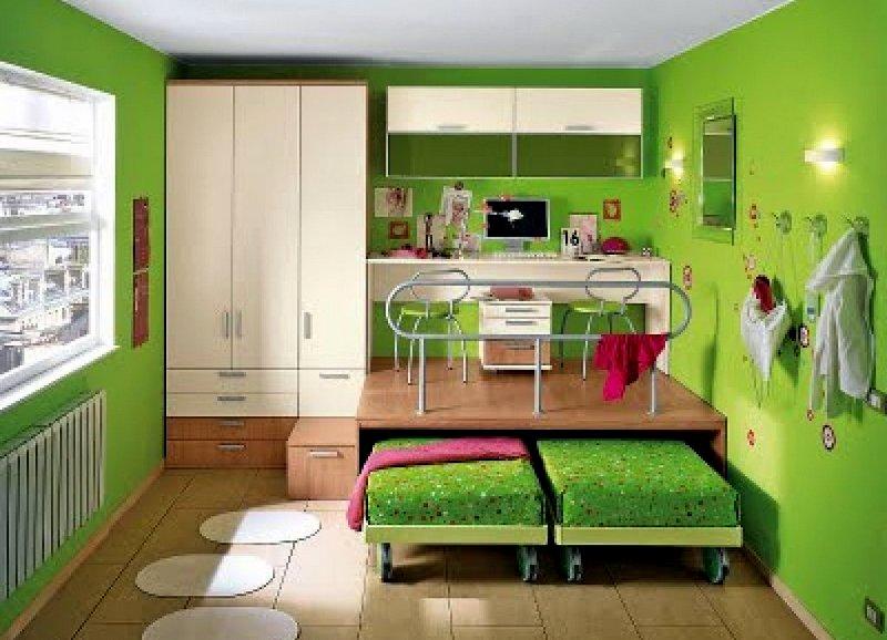 6 ideas muy creativas en el diseño de dormitorios infantiles ...