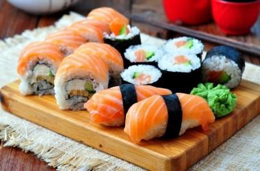 Cómo hacer sushi casero japonés