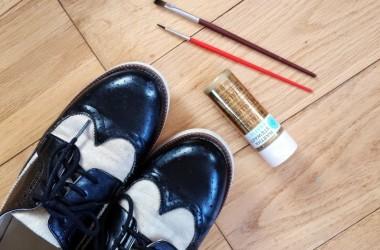 ¡Dales una segunda oportunidad a tus zapatos gastados!