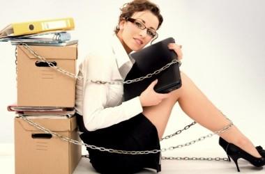 ¿Sos adicta al trabajo?