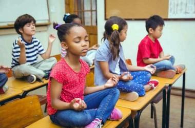 6 bondades de la meditación en niños