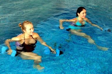 7 beneficios del aquagym