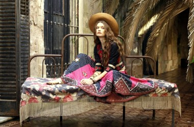 Moda: texturas y colores para un guardarropas protagonista
