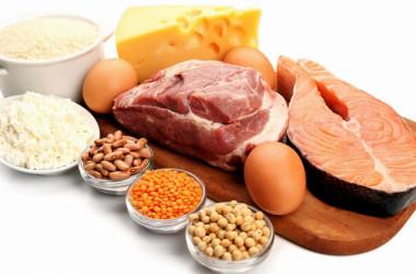 ¡Proteínas que te aportan mucha energía!