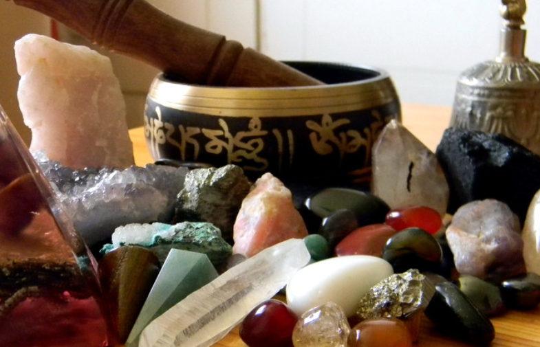 Secretos para activar tus piedras energéticas