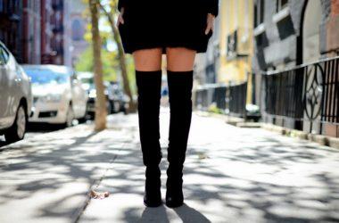 Sock boots: las botas adherentes que remarcan tus piernas