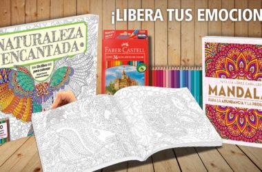 Naturaleza Encantada – Nuevo libro de colorear para adultos