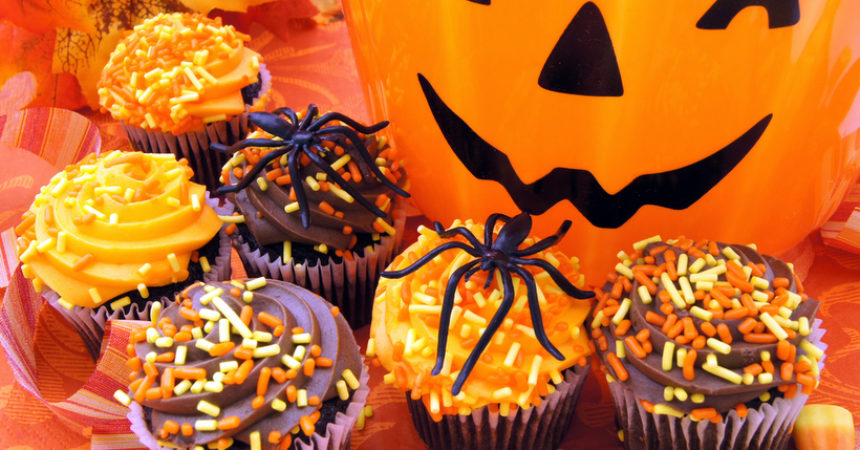 3 divertidas ideas para que cocines en Halloween