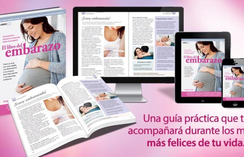 El libro del embarazo – El compañero ideal de las futuras madres.