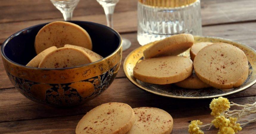 Galletitas caseras con especias: sabor y aroma generosos