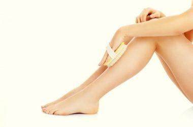 8 ventajas de cepillar en seco tu piel