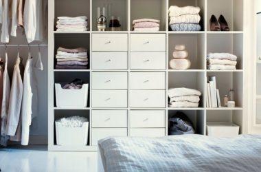 Cómo organizar tu armario ahorrando tiempo y espacio