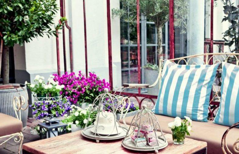 5 prácticas ideas para armar patios de interior